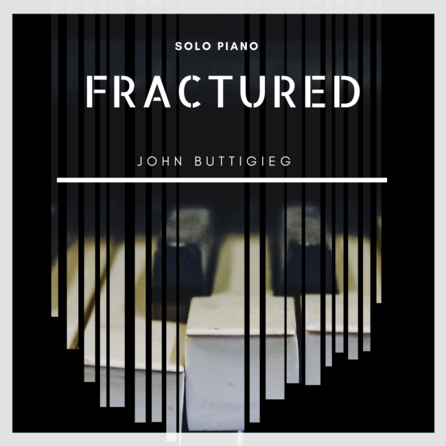 Solo Piano - Fractured