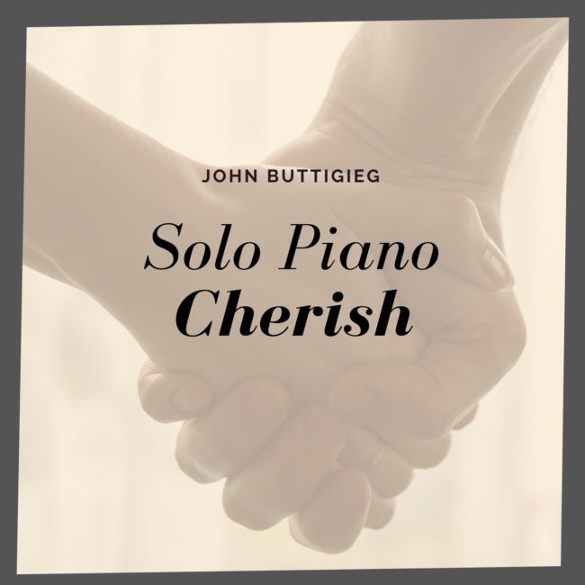Solo Piano Cherish
